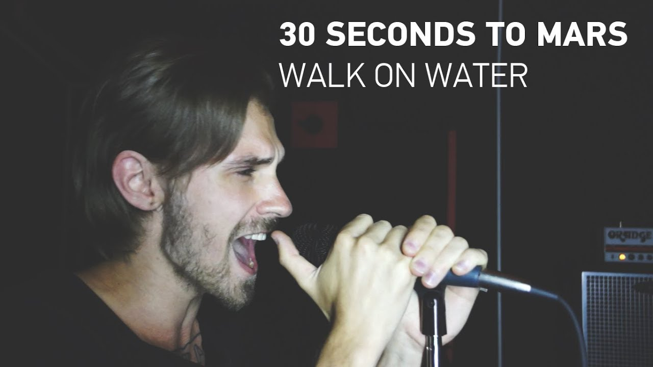30 Seconds To Mars  Walk On Water (alex Orlov Cover