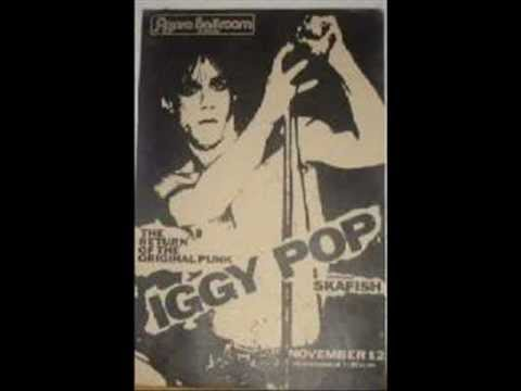 Iggy Pop - Badalona 31/5/1979 (audio)