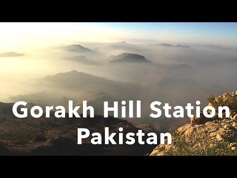 Gorakh Hill Station | New Year's Eve