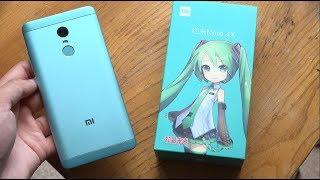 Xiaomi Redmi Note 4X - Unboxing! (4K)