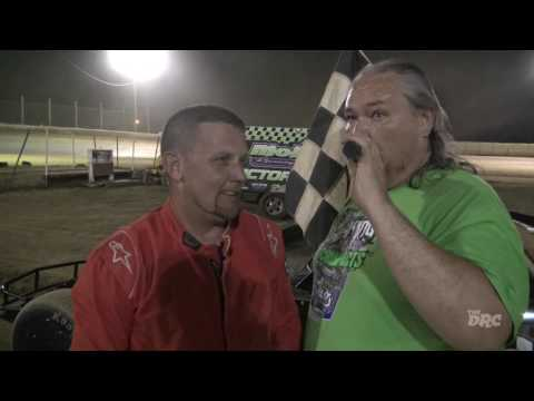 Moler Raceway Park   6.17.16   Diamond Cut Lawn Care Sport Mods   Winner   Mitchel Fields