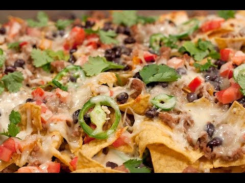How to Make Ground Turkey Nachos