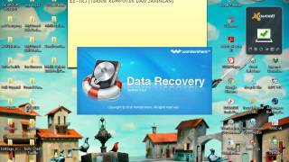 Cara Install Wondershare Data Recovery 5 by Bayu XI TKJ SMK Al Musy