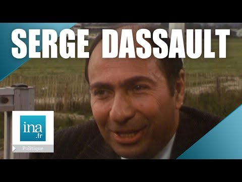 Serge Dassault au salon du Bourget 1975 | Archive INA