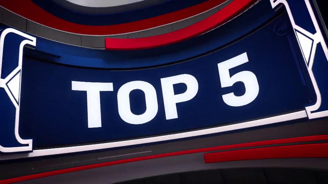 NBA Top 5 Plays of the Night   January 30, 2020