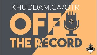 Off the Record - Ask Your Questions!