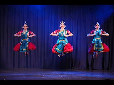Punya Nama Swarajathi -  Sridevi Nrithyalaya - Bharathanatyam Dance