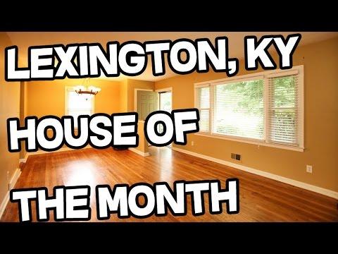 Lexington Kentucky Homes For Sale - Gardenside Area KY Yorktown