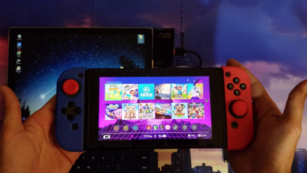 OFFICIAL Nintendo Switch HOMEBREW Installation Tutorial - Atmosphere,  RetoArch, Lakka, Reinx + MORE by Jason L