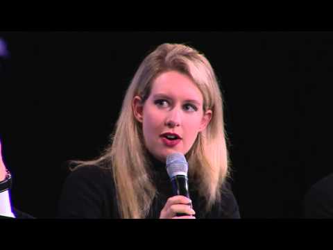 The Future of Equality and Opportunity: Elizabeth Holmes - CGI 2015 Annual Meeting
