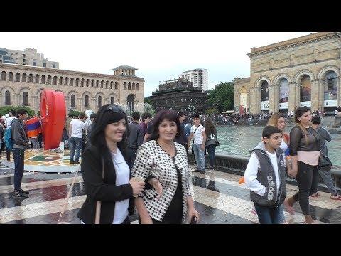 Yerevan, 08.05.18, Tu, Video-2, Bnutyuny arajarkum e antsnel hajord pulin ))