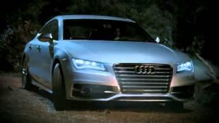 Quảng cáo thú vị và độc đáo của hãng xe Audi