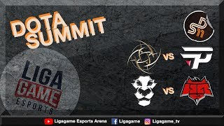 HellRaisers VS Ad Finem (BO3) | DOTA Summit 11 Group Stage Day 1