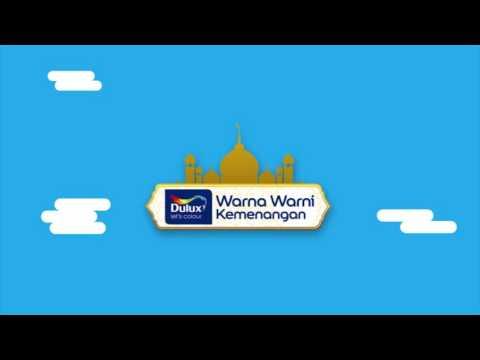 DULUX - 'Warna-Warni Kemenangan 2016 (Colours of Ramadan)' By Fortune Indonesia Advertising Agency