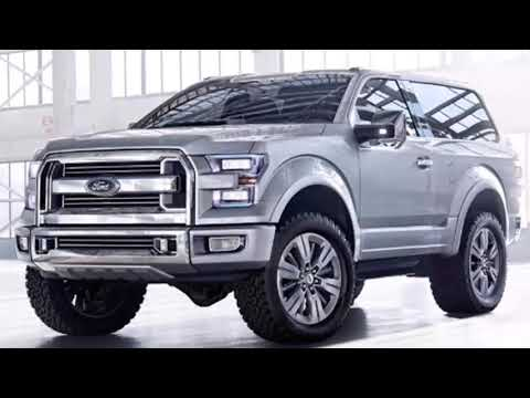 2018 Ford Bronco Price and Review