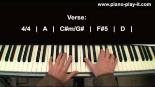 Adele Someone Like You Piano Tutorial