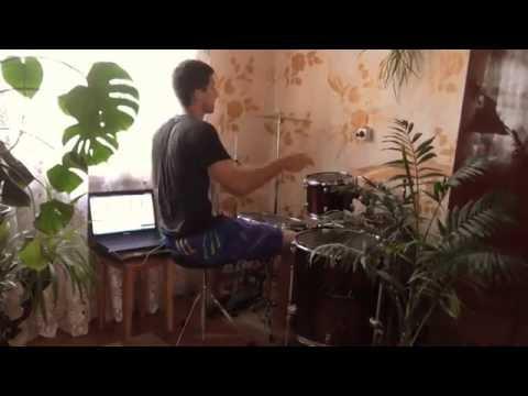 Travis Barker & The Transplants - Saturday Night (Pavel Antonyuk Drum Cover)