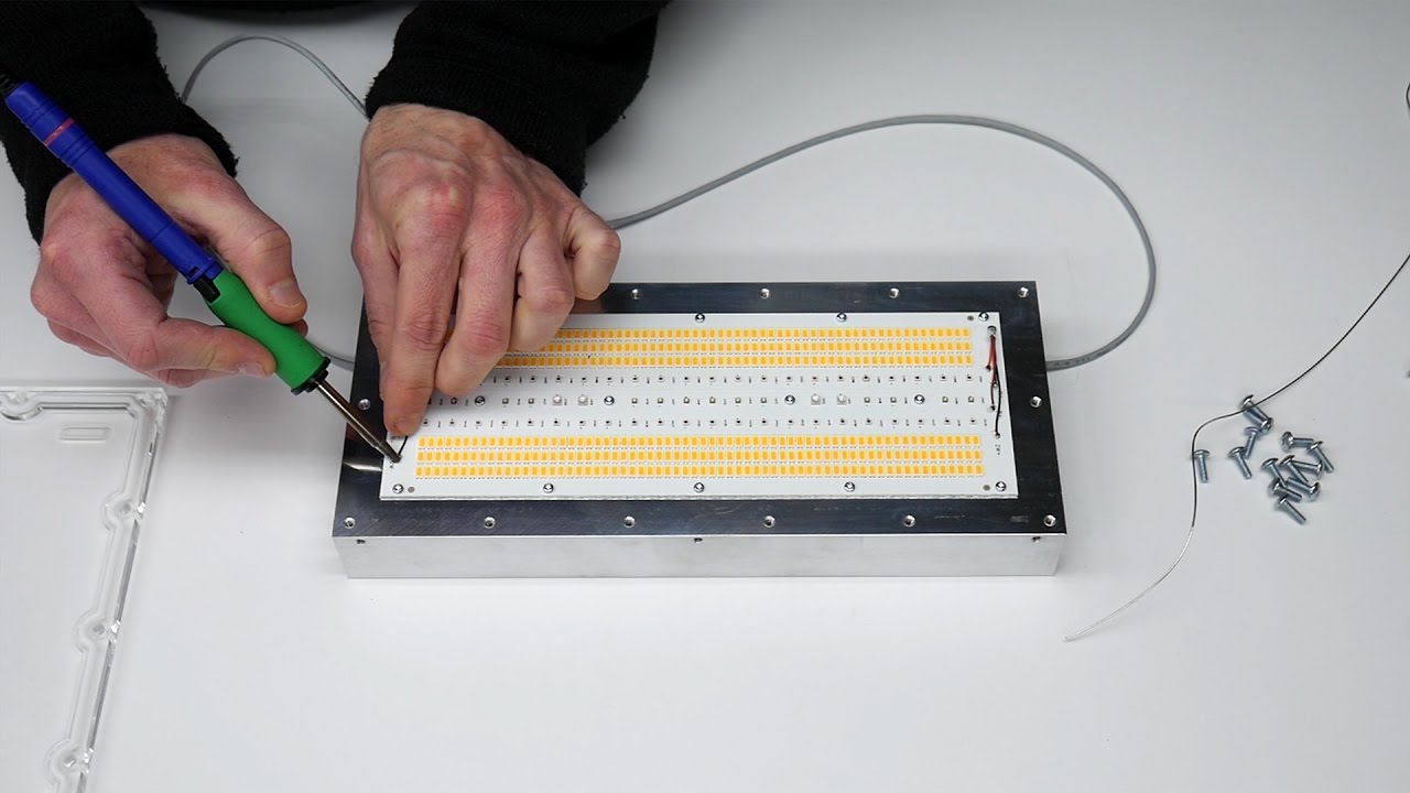 Gen 2 DIY LED module assembly and wiring instructions