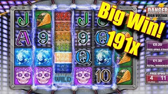 Big Win! 191x - Cashout Time - Online Slots - PlayOJO Casino - The Reel Story