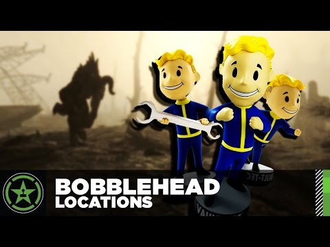 All Bobblehead Locations – Fallout 4
