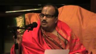 Ramayana Rahasya & Swarasya Part 1 of 2 by Dr. Aralumallige Parthasarathy in Austin TX, USA 2014