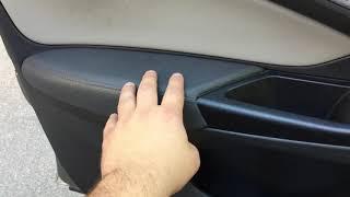 Мягкий подлокотник двери для Лада Веста из пенополиуретана