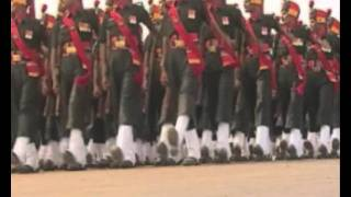 INDIAN TERRITORIAL ARMY SONG