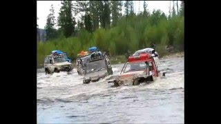 "Экспедиция ""Алыгджер""-2011 часть 1"