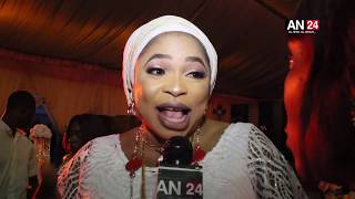 Why We Attended Saidi Balogun39s Party Instead Of Lizzy Anjorin39s Movie Premiere-Actors