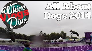 All About Dogs Show 2014