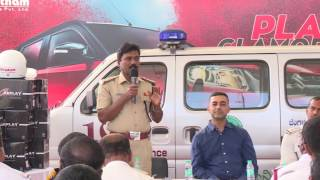 Pratham Motors distributed Helmets to Bengaluru Traffic Police.