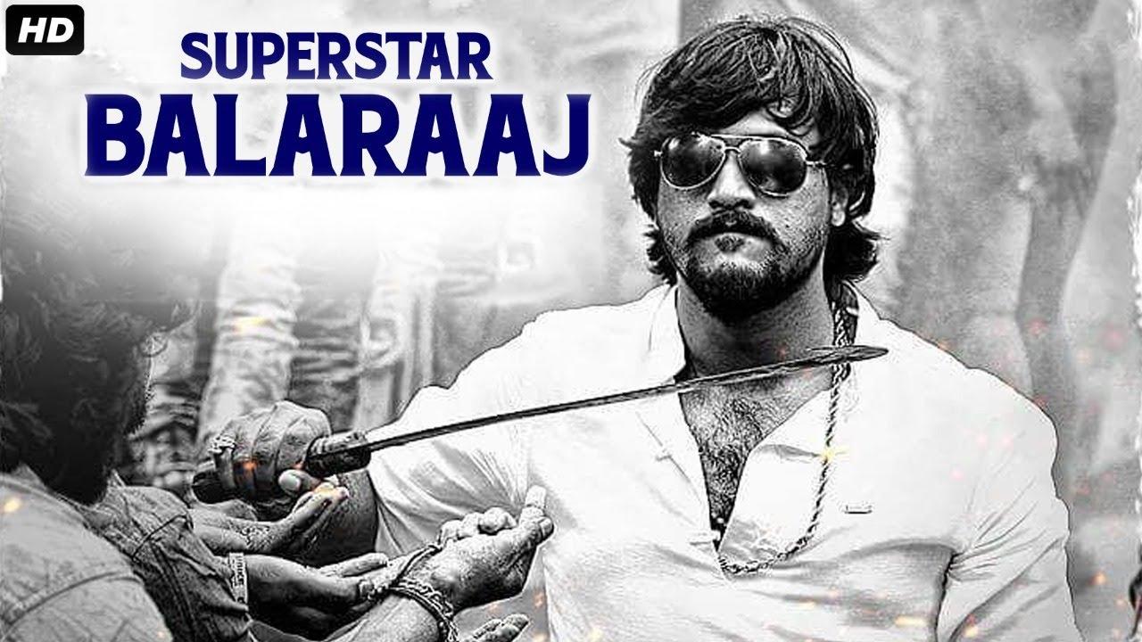 Download Super Star Balaraaj (Kariya) Superhit Blockbuster Hindi Dubbed Full Action Romantic Movie