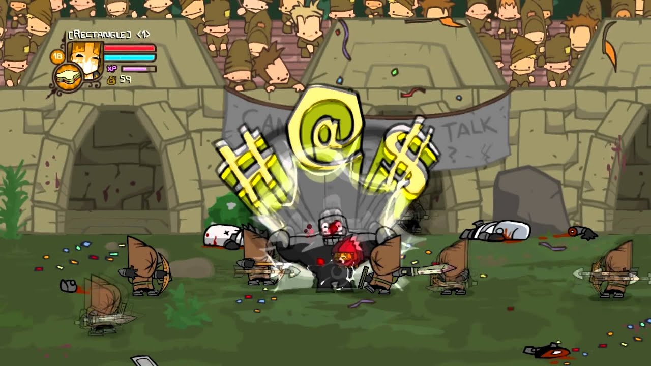 castle crashers how to unlock playable character thief