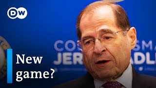 Nadler issues subpoena of full, unredacted Mueller report | DW News thumbnail