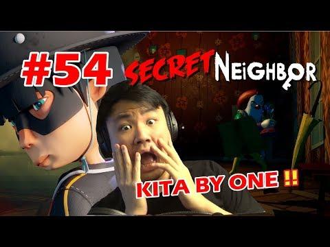 DITINGGAL TEMEN !! BY ONE SAMA OM !! - Secret Neighbor [Indonesia] #54