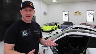 Taking Delivery of My New 991.2 GT3 RS and Comparing to 991.1