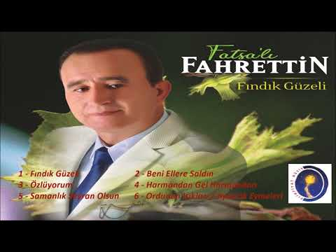 Fatsalı Fahrettin - Fındık Güzeli
