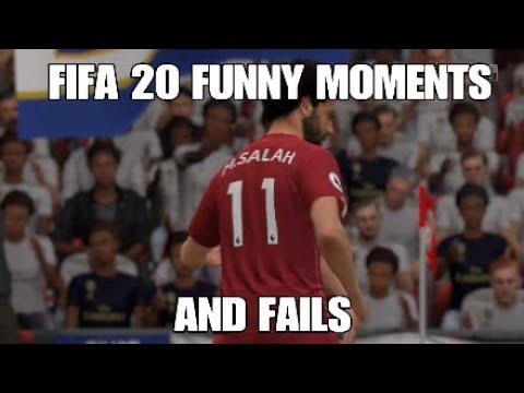 FIFA 20 funny moments fails