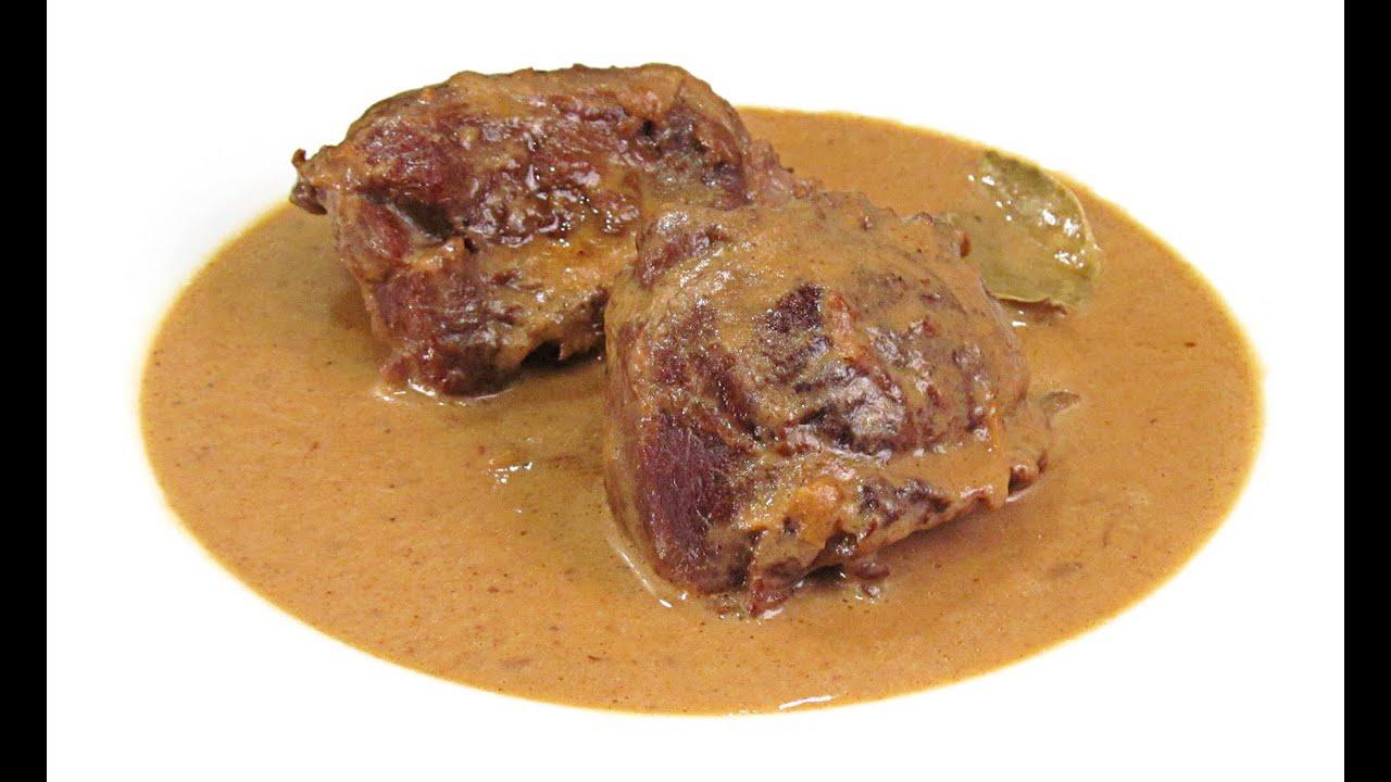 Nice Carrilleras | Carrillada De Cerdo En Salsa. Cocina Con Carmen