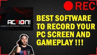 BEST PC SCREEN + GAMEPLAY RECORDER + GIVEAWAY | FULL TUTORIAL | HINDI |