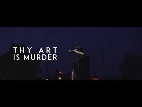 THY ART IS MURDER - February 2018 Headline Tour of Australia