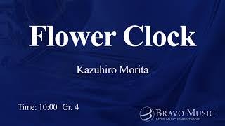 Flower Clock by Kazuhiro Morita screenshot 1