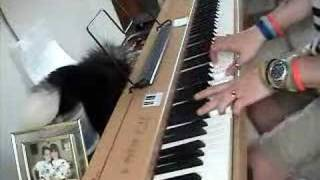 Kiss on my List Piano solo Trev Morson