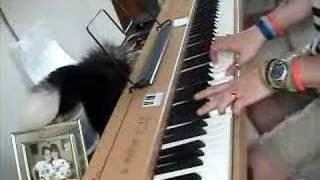 Kiss on my List Piano solo Trev Morson