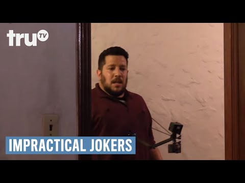 Impractical Jokers - The Taunted House