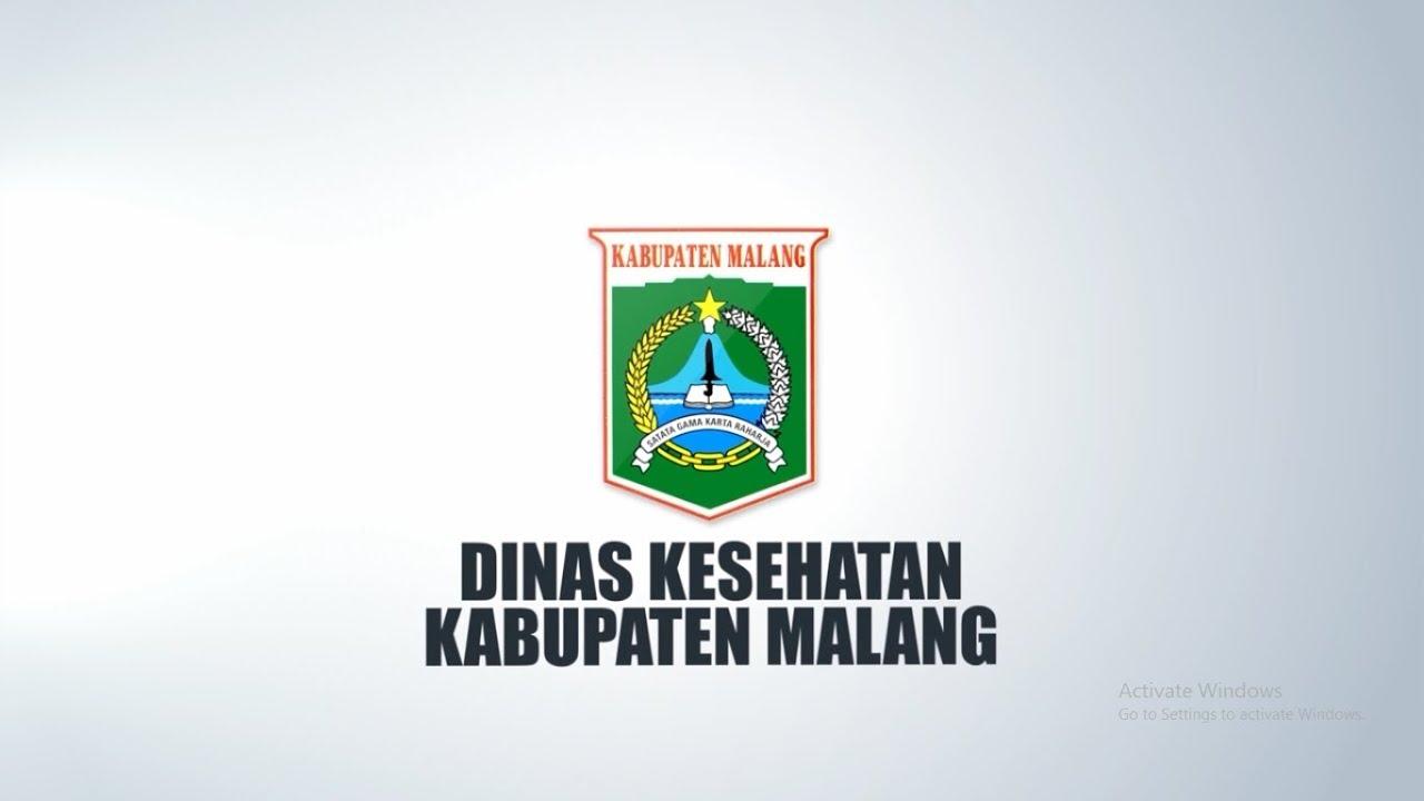 Profil Dinas Kesehatan Kabupaten Malang Youtube