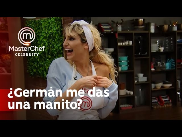 ¿Vicky Xipolitakis le está beboteando a Martitegui? - MasterChef Argentina 2020