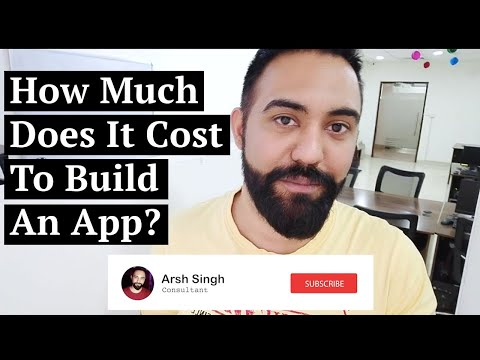 How Much Does It Cost To Build An App In 2020?