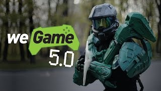 WEGAME 5.0 - cosplay video 2019 | WISE GAME