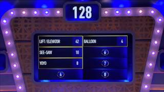 Family Feud Ep 2: Hammond vs Rogerson